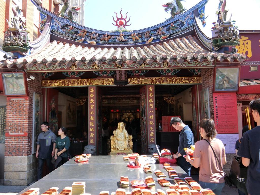 大稲埕霞海城隍廟