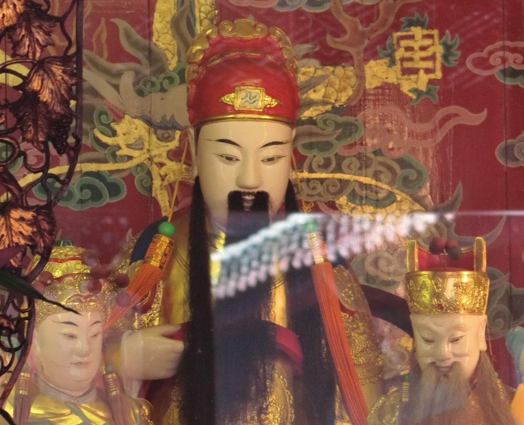 龍山寺の仏像②