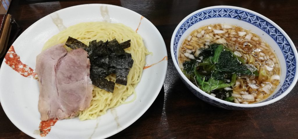 ハッピーの夏季限定ざる中華