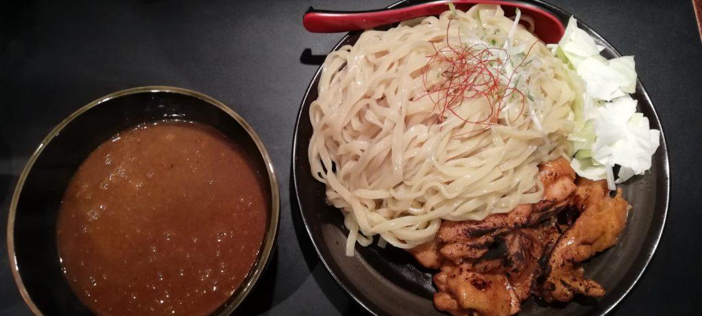 人力船の房総式和風カレーつけ麺