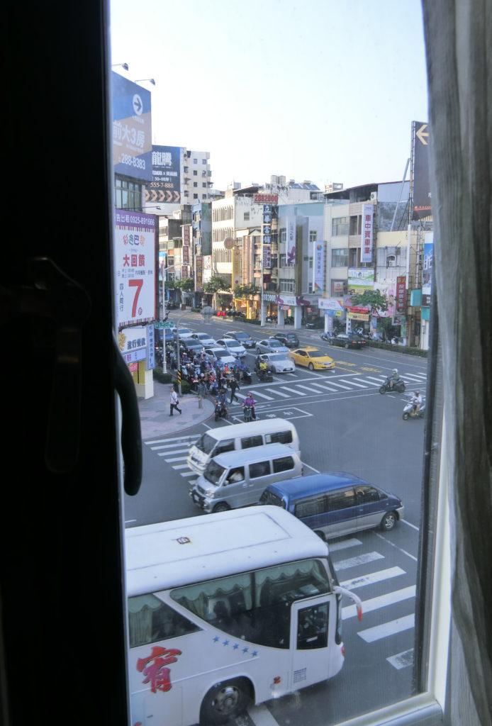 カンホテルからの景色