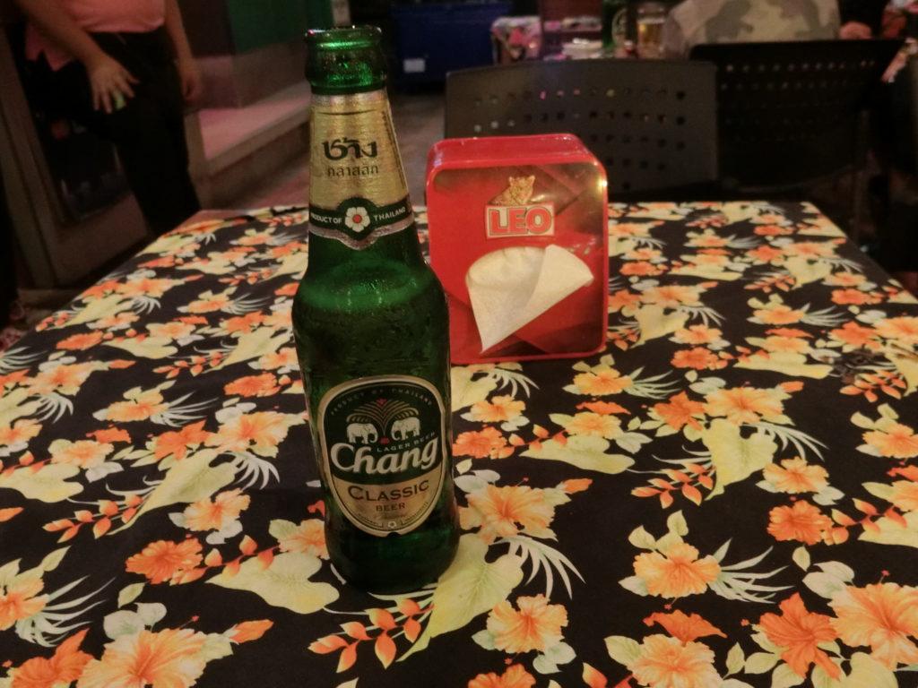 Chang Beer(チャーンビール)