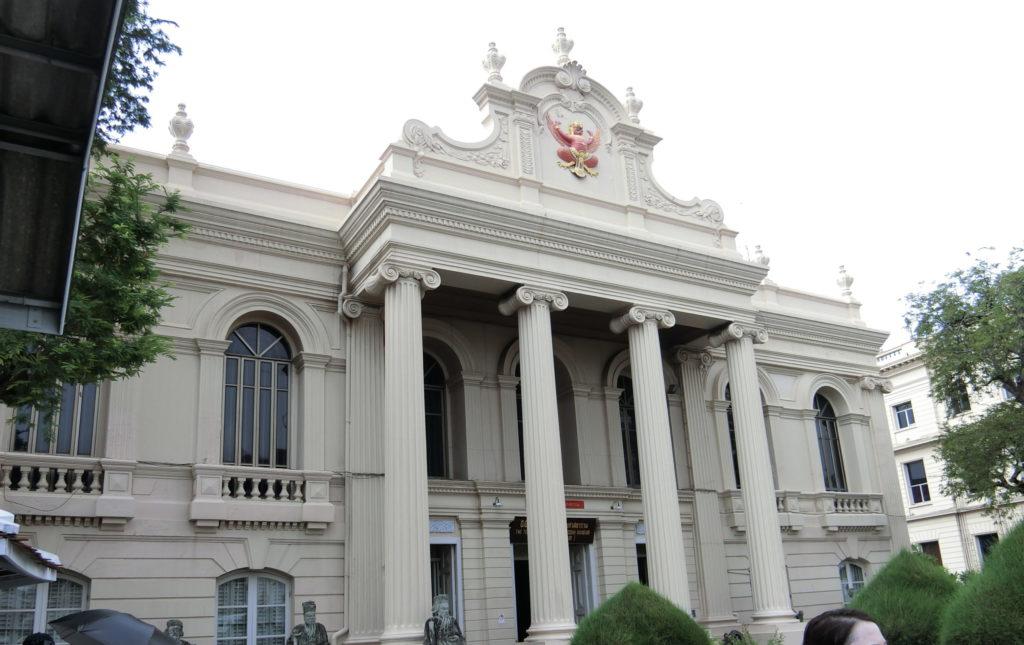 タイ王宮の博物館