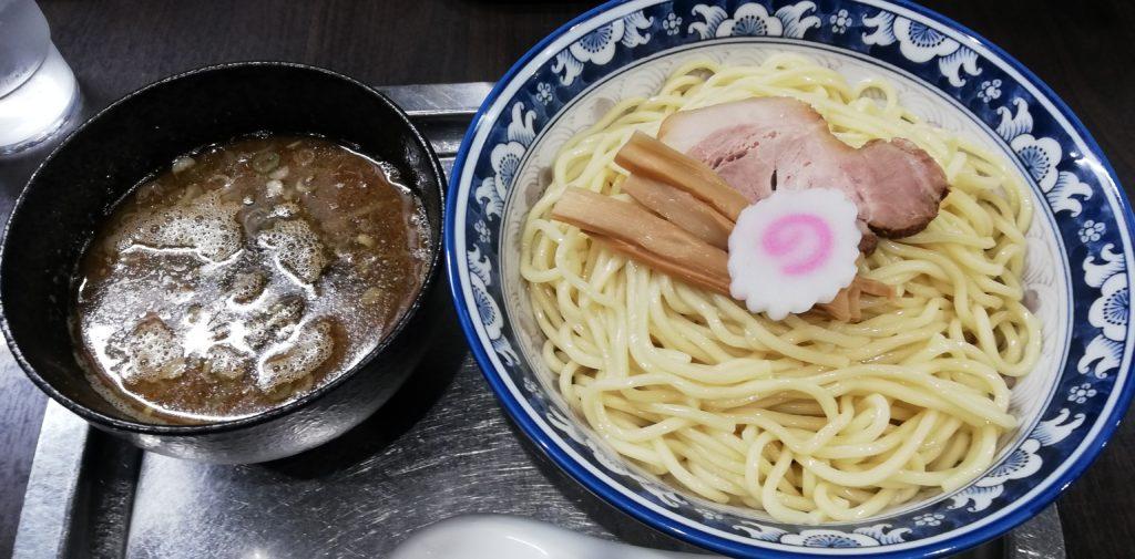 カネショウのつけ麺
