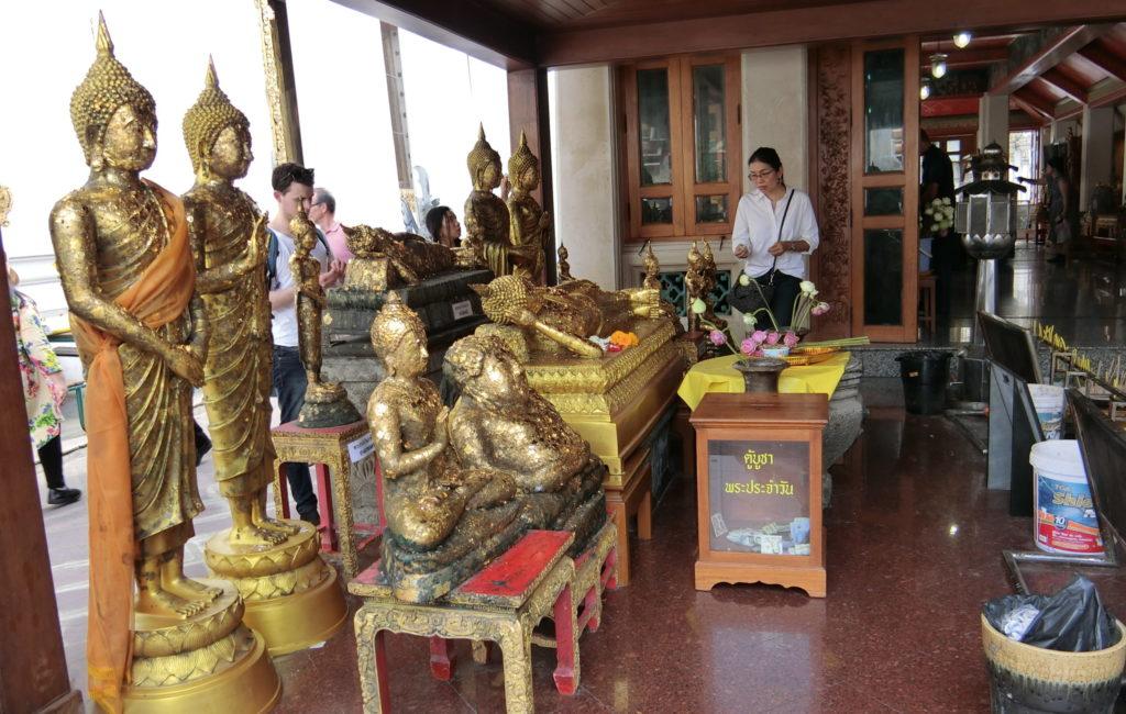 ワットポー内の仏像②