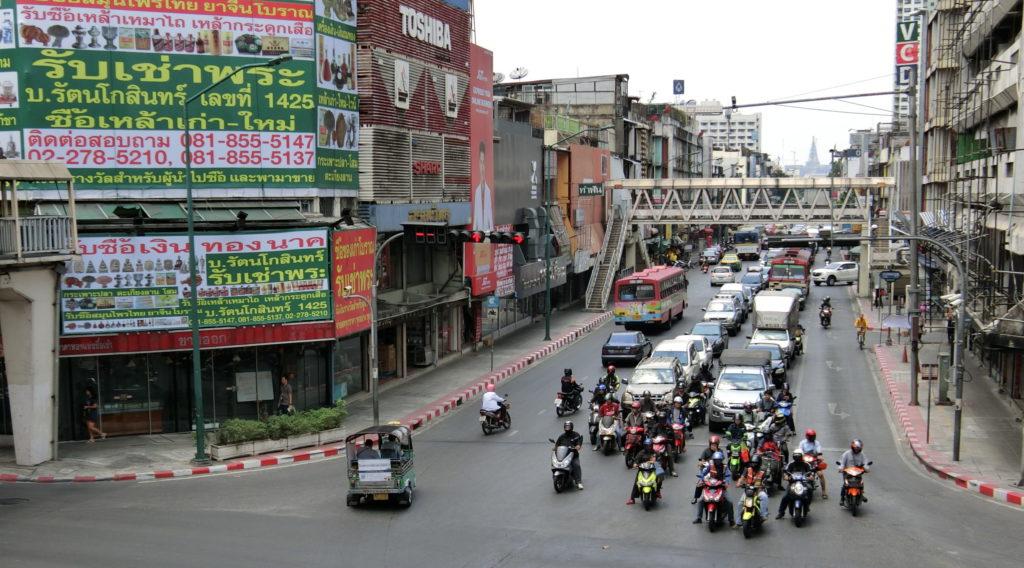 Saphan Khwai周辺