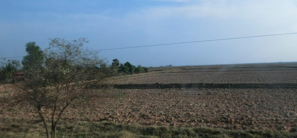 カンボジアの風景